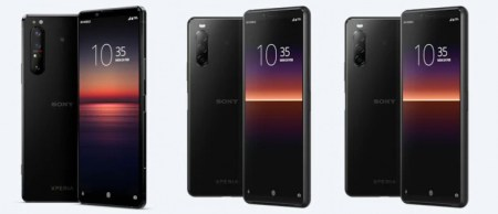 €200, €370 и €1 200. Объявлены европейские цены на новые смартфоны Sony Xperia L4, Xperia 10 II и Xperia 1 II