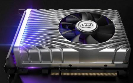 Видеокарты Intel Xe (Arctic Sound) получат до 4 GPU, а показатель TDP достигнет 500 Вт