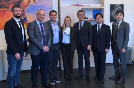 Минцифры: Японская компания Rakuten, которой принадлежит мессенджер Viber, откроет R&D-центр в Киеве