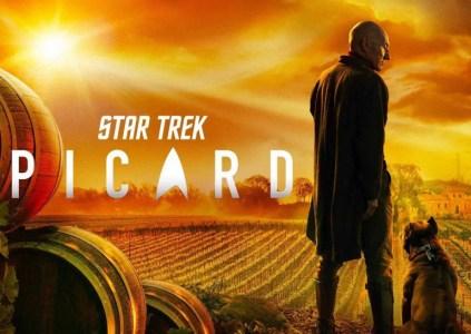 Рецензия на фантастический сериал Star Trek: Picard / «Звёздный путь: Пикар»