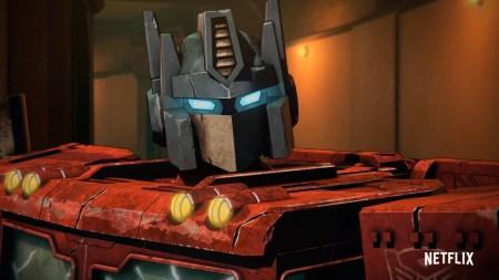 Вышел первый трейлер аниме-сериала Transformers: War For Cybertron Trilogy от Rooster Teeth и Netflix