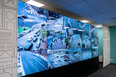 Киевсовет принял решение создать систему видеофиксации нарушений ПДД в Киеве совместно с частным партнером, проект оценили в $24 млн