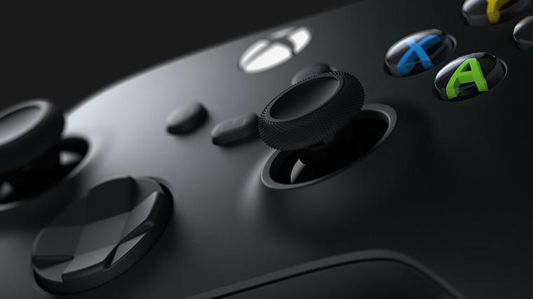 Microsoft рассказала, как будет выглядеть контроллер Xbox Series X