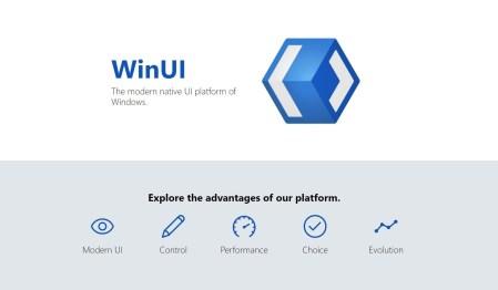 Microsoft рассказала о преимуществах Windows UI Library в качестве платформы пользовательского интерфейса Windows 10
