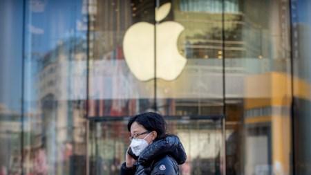 Работающие в Китае американские сотрудники Apple, оказавшиеся на карантине, начали получать наборы помощи CareKit от купертинской компании