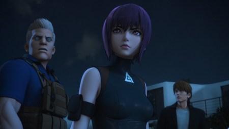 Грядущий аниме-сериал Ghost in the Shell: SAC_2045 от Netflix обзавелся финальным трейлером