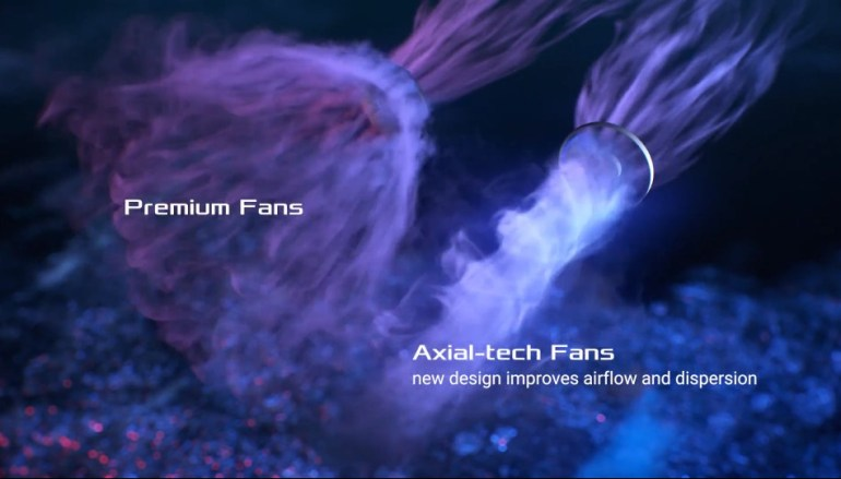 ASUS Axial-tech