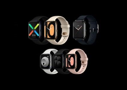 Еще один клон Apple Watch. Представлены умные часы Oppo Watch с AMOLED дисплеем, поддержкой ЭКГ, оболочкой ColorOS и ценой от $215