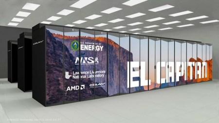CPU AMD Zen 4 и GPU Radeon Instinct лягут в основу El Capitan — суперкомпьютера производительностью 2 ExaFLOPS