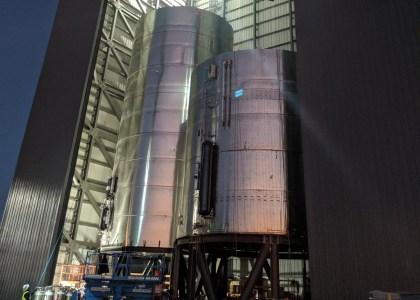 SpaceX модернизирует свою стартовую площадку в преддверии испытаний Starship SN3