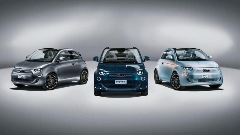 Новое поколение серийного электромобиля Fiat 500 получило двигатель мощностью 118 л.с., батарею на 42 кВтч и запас хода 320 км (WLTP)