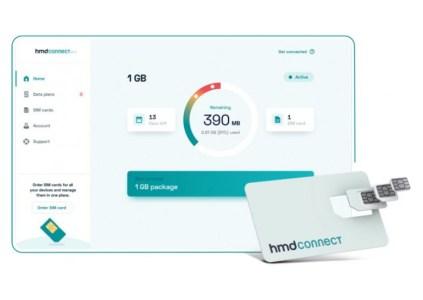 Сервис HMD Connect позволит пользоваться роумингом данных в 120 странах по цене €10