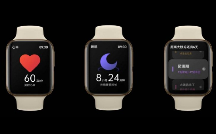 Анонсированы умные часы Oppo Watch с AMOLED дисплеем, поддержкой ЭКГ, оболочкой ColorOS и ценой от $215