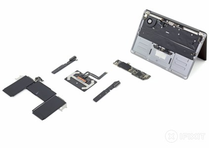 iFixit: более надёжная клавиатура в новом MacBook Air всего на 0,5 мм толще своей предшественницы