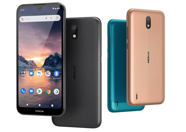 Анонсированы смартфоны Nokia 5.3 и Nokia 1.3, цена – от €95