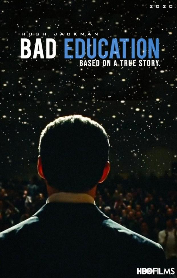 Опубликован дебютный трейлер трагикомедии Bad Education с Хью Джекманом в главной роли