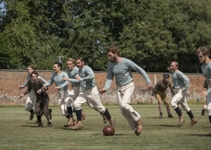 Рецензия на спортивно-исторический сериал The English Game / «Английская игра»