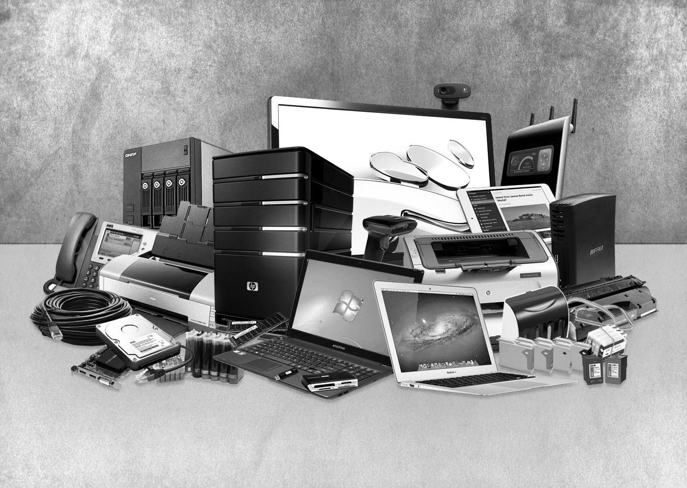 """GfK: Почти четверть украинского рынка бытовой техники и электроники (20,5  млрд грн) приходится на """"серый импорт"""", чаще всего таким образом ввозят  смартфоны и телевизоры - ITC.ua"""