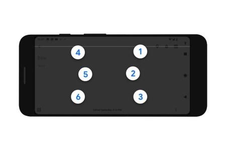 Google встроила клавиатуру Брайля прямо в Android
