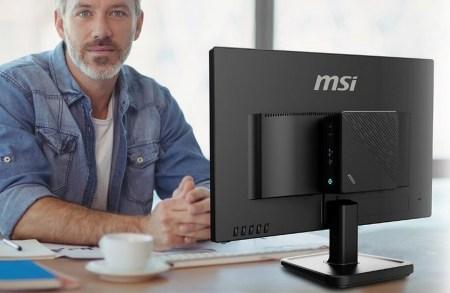 MSI представляет лучшее сочетание: мини-ПК CUBI 5 и монитор PRO MP221