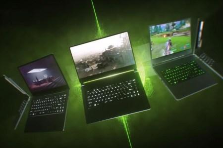 NVIDIA также обновила мобильные видеокарты GeForce RTX 2060 и RTX 2070