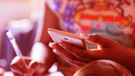 Vodafone Украина сделал бесплатным на период карантина еще четыре сервиса, включая Vodafone Music, Vodafone Press, Bookmate и BeFit