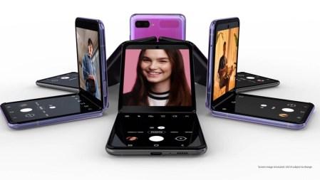 Раскладушка с гибким экраном Samsung Galaxy Z Flip добралась до Украины. Цена — 41 999 грн