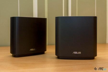 Обзор Wi-Fi Mesh-системы ASUS ZenWiFi
