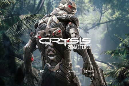 Crysis Remastered выйдет на ПК, PS4, Xbox One и Nintendo Switch