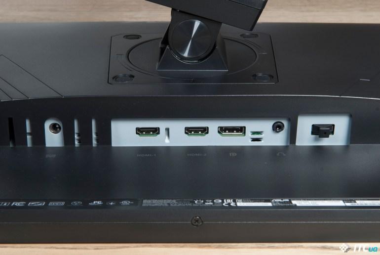 Обзор игрового монитора ASUS TUF Gaming VG279QM