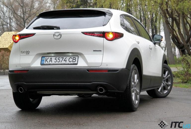 Тест-драйв Mazda CX-30: будущий хит продаж?