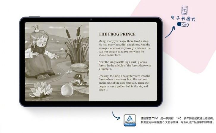 Huawei анонсировала 10,4-дюймовый планшет MatePad с поддержкой M-Pencil, ориентированный на сферу обучения