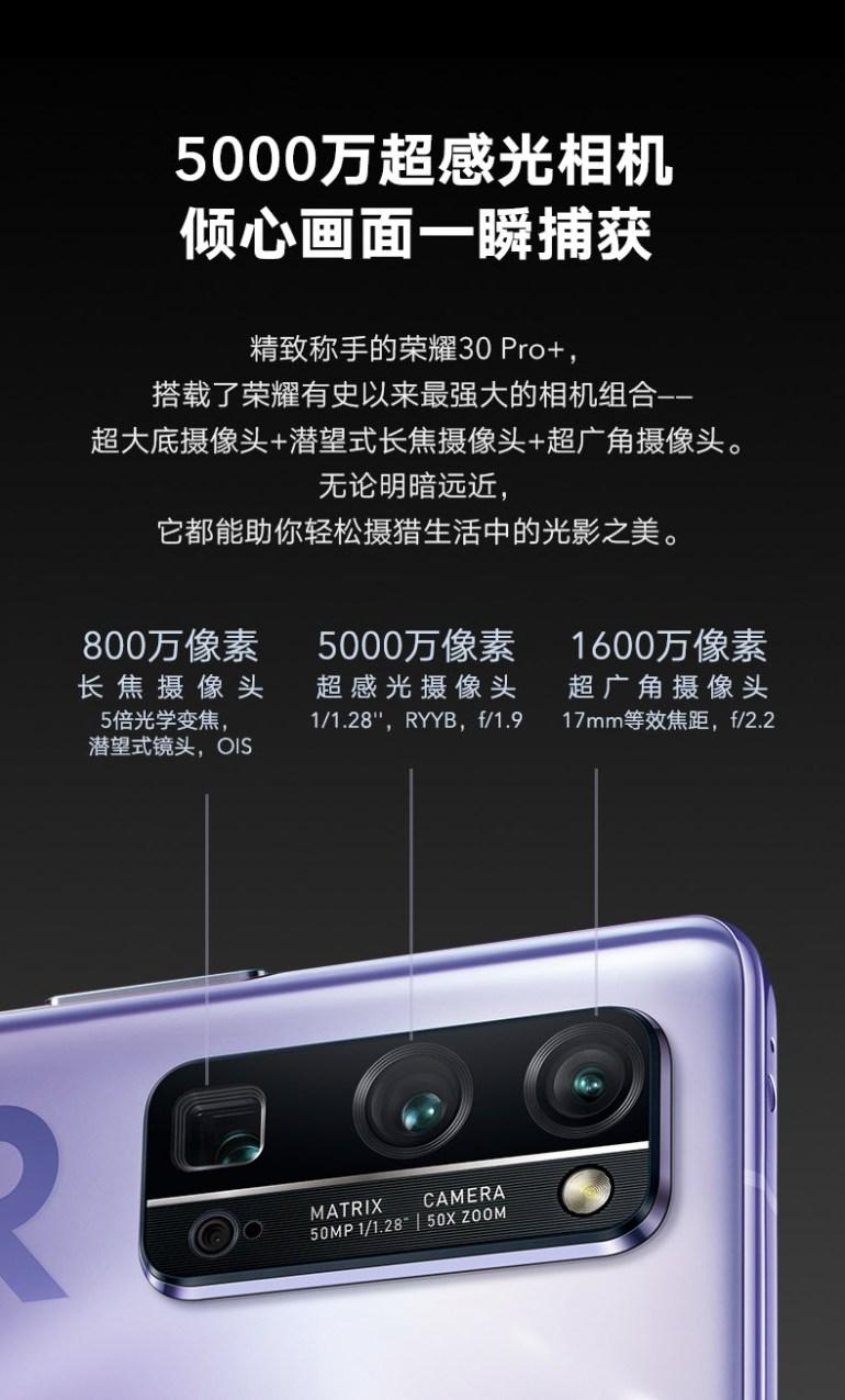 Honor 30, Honor 30 Pro и Honor 30 Pro+: Разбираемся в новой флагманской линейке суббренда Huawei