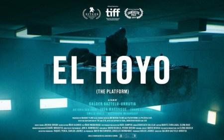 Рецензия на фильм «Платформа» / El hoyo
