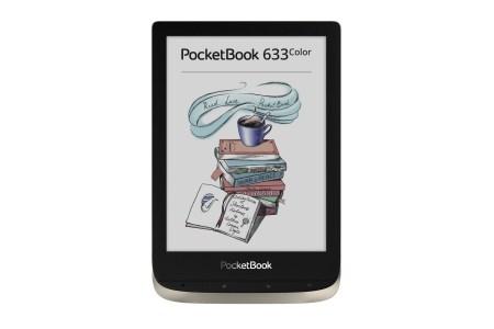PocketBook анонсировал выход 6-дюймового ридера PocketBook 633 Color с цветным экраном E Ink Kaleido, релиз состоится в середине текущего года