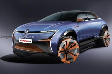 L'argus: Осенью Renault представит серийный электрокроссовер в дизайне MORPHOZ и габаритах Captur с запасом хода 600 км, а уже через год к нему присоединится более крупный электрокроссовер формата Kadjar