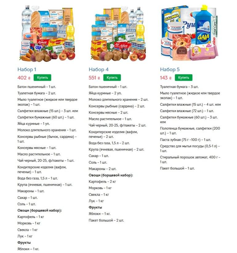 Rozetka, АТБ и Нова Пошта масштабировали услугу курьерской доставки продуктовых наборов на всю Украину