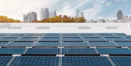 Tesla объединяет коммерческие заказы на солнечные панели с заказами на аккумуляторные батареи
