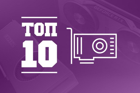 ТОП-10 популярных видеокарт на hotline.ua