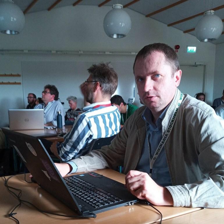 Український вікіпедист-чоловік вдруге поспіль став переможцем міжнародної акції WikiGap Challenge, мета якої - розповісти про видатних жінок та зменшити гендерну нерівність у Вікіпедії