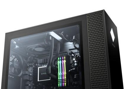 HP анонсировала игровые компьютеры OMEN с процессорами AMD Ryzen 3000 и Intel Comet Lake S