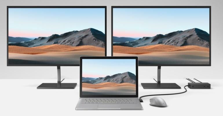 Новый ноутбук Microsoft Surface Book 3 оснащён процессорами Intel 10-го поколения, более производительными SSD и новыми GPU NVIDIA
