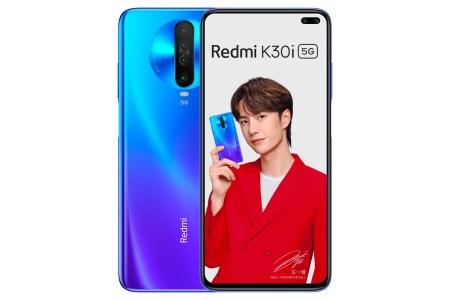 Redmi K30i 5G — упрощенный вариант Redmi K30 5G с 48-мегапиксельной камерой и ценой от $260