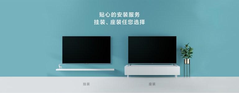 $280 за 50 дюймов. Представлена линейка умных 4K телевизоров Redmi Smart TV X