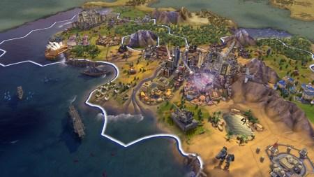 Epic Games Store бесплатно раздает Civilization VI