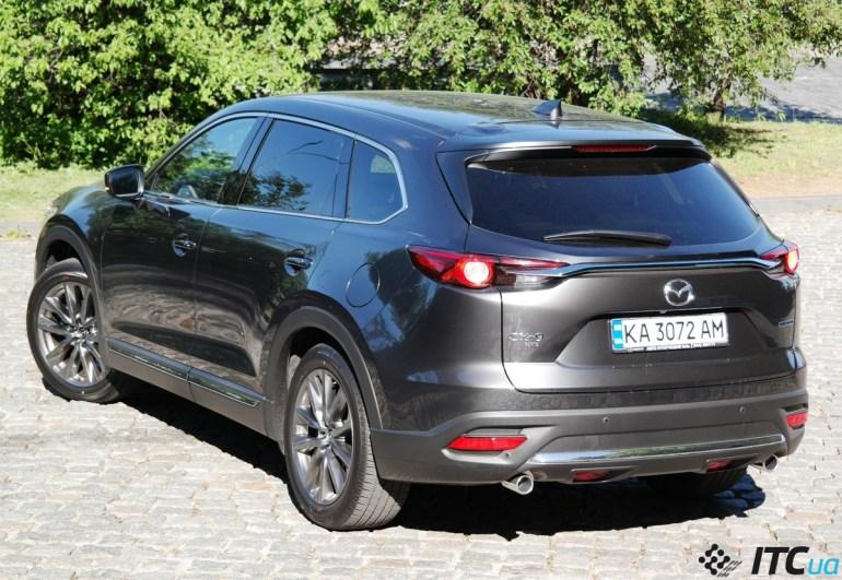 Тест-драйв Mazda CX-9 2020: ТОП-5 вопросов и ответов