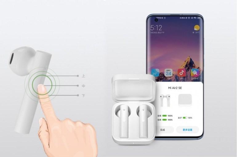 Xiaomi выпустила полностью беспроводные наушники Mi AirDots 2 SE с поддержкой Bluetooth 5.0, AAC и шумоподавления по цене $24