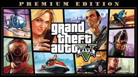 В Epic Games Store бесплатно раздают игру Grand Theft Auto V: Premium Edition (из-за наплыва желающих сайт «упал»)