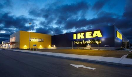 IKEA теперь и в Украине — на сайте уже можно заказывать товары с адресной доставкой