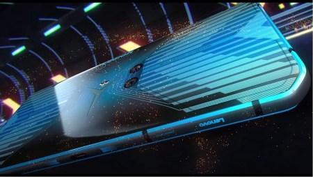 Игровой смартфон Lenovo Legion получит 144-герцевый экран, 90-ваттную зарядку и выдвижную камеру на боковой грани